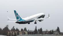737 Max fordert A320 heraus: Boeing liefert Hoffnungsträger aus