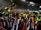 Erster Schritt zum Triple: Juve schnappt sich den Pokal