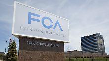 Ministerium bereitet Klage vor: USA nehmen Fiat Chrysler ins Visier