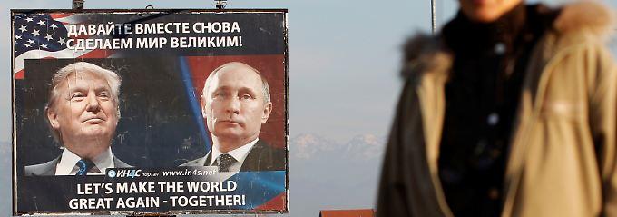 Moskau gewinnt an Gewicht: Russland kauft massenhaft US-Bonds