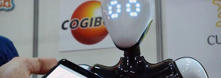 Roboter als Helferlein im Alltag: InnoRobo in Paris zeigt, was möglich ist