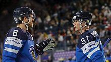 Russland weiter: Finnland beendet WM-Hoffnungen der USA