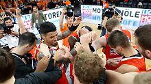 Ludwigsburger geschlagen: Ulm erreicht Playoff-Halbfinale