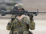 Bundeswehr-Affäre um Franco A.: MAD prüft Verbindung zu Waffenklau