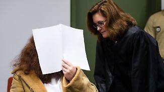 Tod durch Kreissäge beim Sex: Gabriele P. wegen Totschlags zu 12 Jahren Haft verurteilt