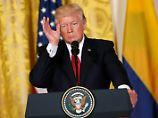 US-Präsident teilt aus: Warum Trump Amazon disst