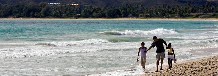 Streit mit Donald Trump: Hawaii verteidigt sein Lebensgefühl