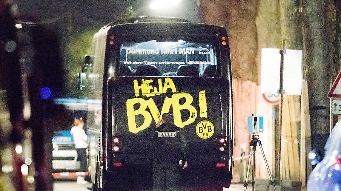 Der Deutsch-Russe Sergej W. soll einen Anschlag auf den Mannschaftsbus von Borussia Dortmund verübt haben.