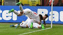Der 34. Spieltag im Überblick: BVB spektakelt, Köln schafft Europa