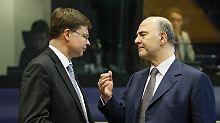 Kommission plant Zukunft: Brüssel fordert mehr Geld für EU