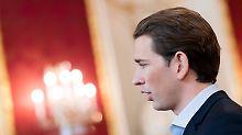 Sebastian Kurz will in das Kanzleramt.