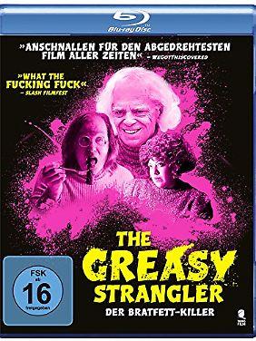 """""""The Greasy Strangler"""" ist bei Tiberius erschienen."""