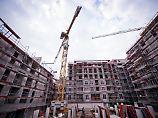Höchster Stand seit 2004: Wohnungsbau in Deutschland legt weiter zu