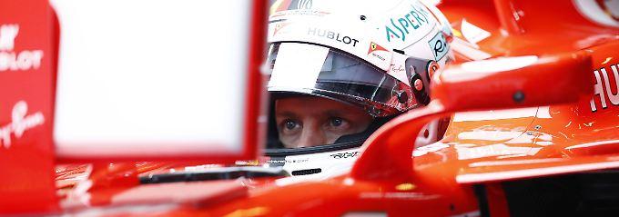 Ferraris große Sehnsucht: Vettel will's Schumacher gleichtun