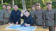 Der Tag: Südkorea feuert auf unbekanntes Flugobjekt aus Norden