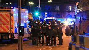 Ariana-Grande-Konzert in Manchester: Mindestens 22 Menschen sterben bei Selbstmordanschlag