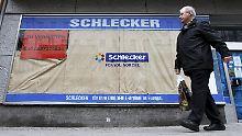 Die Schlecker-Pleite hat ein umfangreiches juristisches Nachspiel.