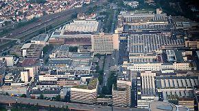 Razzien wegen Abgasaffäre: Hunderte Polizisten durchsuchen Daimler-Standorte