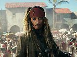 Depp as Depp can: Piraten der Karibik stechen erneut in See