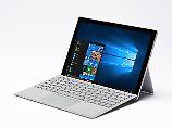 Microsoft zeigt Neuauflage: Surface Pro wird noch stärker
