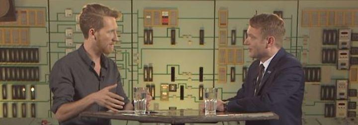 """Poggenburg bei """"Klamroths Konter"""": """"Sorgen dafür, dass Höcke nicht geht"""""""