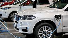 Rekorddividende für Aktionäre: US-Steuerreform beschert BMW dickes Plus