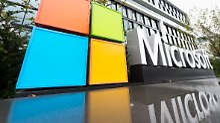 Starkes Cloud-Geschäft: Microsoft verdoppelt Quartalsgewinn