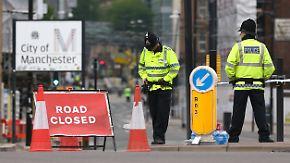 Höchste Terrorwarnstufe in Großbritannien: Polizei sucht nach Komplizen von Manchester-Attentäter