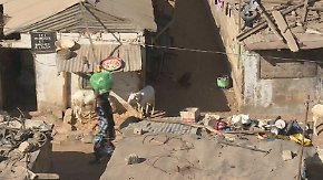 Häuser statt Hütten im Slum Baraka: Armenviertel in Dakar soll neue Hoffnung bringen