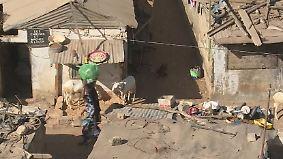 Häuser statt Hütten: Unesco will Slum Baraka in Dakar neu aufbauen