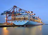 Rotterdam und Antwerpen wachsen: Hamburger Hafen verliert weiter Anteile