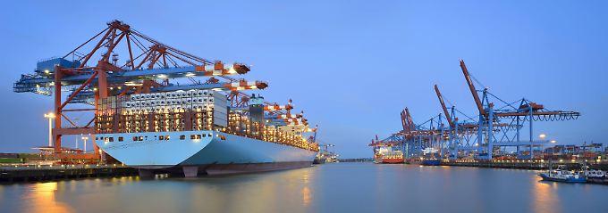 Welt-Handelsindex: China - weißer Ritter der Weltwirtschaft