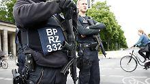 Großeinsatz in Berlin: Polizei nimmt gewaltbereite Islamisten fest