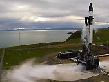 Start-up will Marktnische füllen: Erste neuseeländische Rakete startet