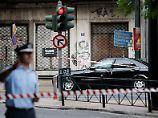 Briefbombe verletzt Papademos: Attentat auf griechischen Ex-Premier