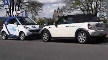 BMW und Daimler erwägen Allianz: Gehen Drive Now und Car2Go zusammen?