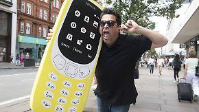 """Für """"mehr Gleichgewicht im Leben"""": Nokia startet Verkauf von Kult-Handy 3310"""