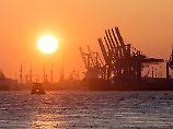 Der Export ist enorm wichtig für die deutsche Wirtschaft, ebenso für eine Hafenstadt wie Hamburg.