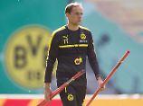 So läuft das Sehnsuchtsfinale: BVB gegen Frankfurt - Endspiel für alle