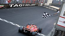 Ferrari dominiert F1-Klassiker: Vettel erobert Monaco und hängt Hamilton ab