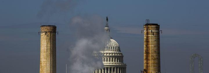 Auf wen hört Trump?: Wirtschaftslobby plädiert für Klima-Vertrag