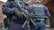 Gefahr durch IS und Al-Kaida: Maaßen: Deutschland steht oben auf Zielliste