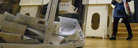 Urteil zu Parlamentsvotum: EU-Gerichtshof: Russland manipulierte Wahl