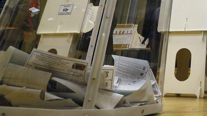 Bei der Parlamentswahl 2011 in Russland soll bei der Neuauszählung der Stimmen nachgeholfen worden sein. Zu dem Ergebnis kommt der Europäische Gerichtshof für Menschenrechte.