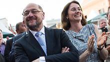 Das kuriose SPD-Karussell: Schulz wechselt durch