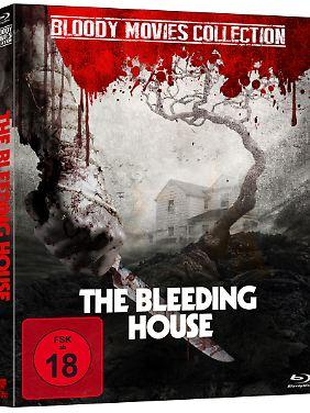 """The Bleeding House"" ist bei Tiberius erschienen."