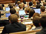 Neue Studie: Bafög reicht nicht: Studentenwerk fordert mehr Geld