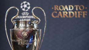 CL-Finale in Cardiff: Real und Juve sind heiß auf Titel in der Königsklasse
