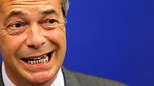 Ermittlungen gegen Trump: FBI interessiert sich für Nigel Farage