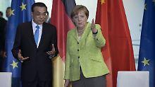 Li zu Besuch in Europa: Trump überlässt China das Feld